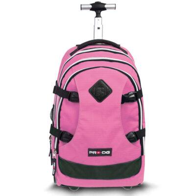 Block Pink Pro DG Mochila trolley MO55768