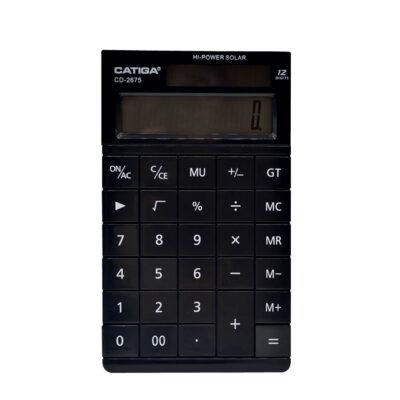 Calculadora Catiga Negra CA26752