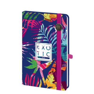 Cuaderno Exotic A6 RH40