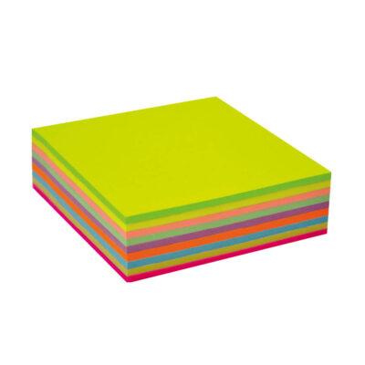 Bloc de Notas Fluorescente BL87411