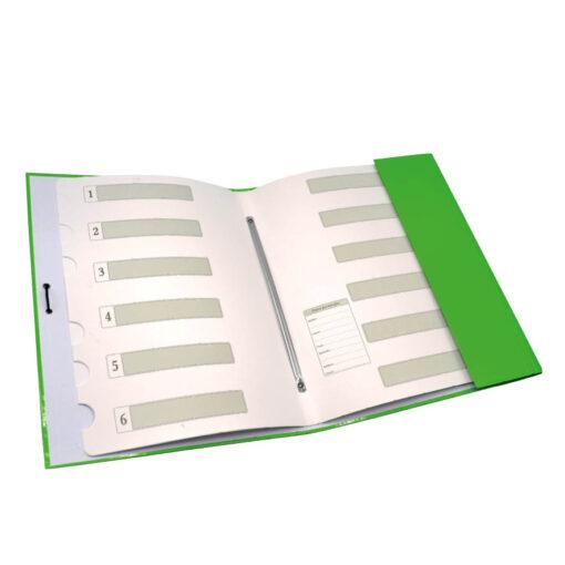 Carpeta Clasificadora 8 Colores CA1311-1