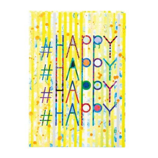 Cuaderno #Happy CU64303
