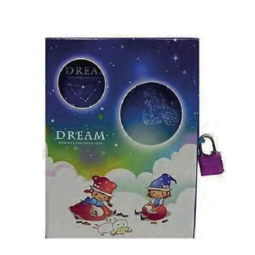 Diario Dream con caja DI2616-1