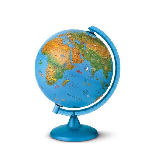 Esfera Mundo Arca de Noé Infantil 25cm ES25