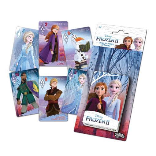 Naipes Frozen II NA44653-1