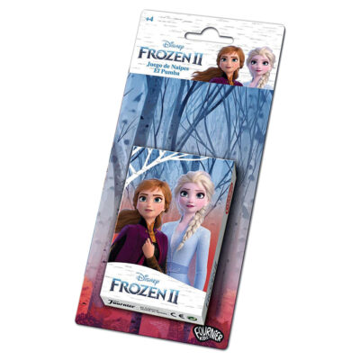 Naipes Frozen II NA44653