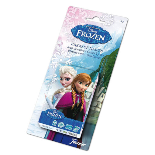 Naipes Frozen NA28179