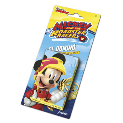 Naipes Mickey Roadster Racers NA34796