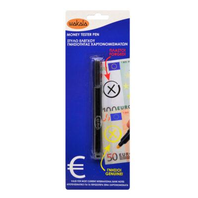 Bolígrafo detector Billetes falsos BO2342