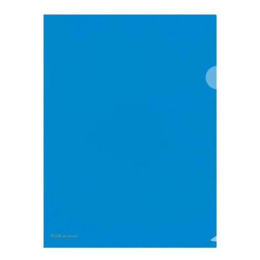 Dossier Uñero A4 Azul DO1026A