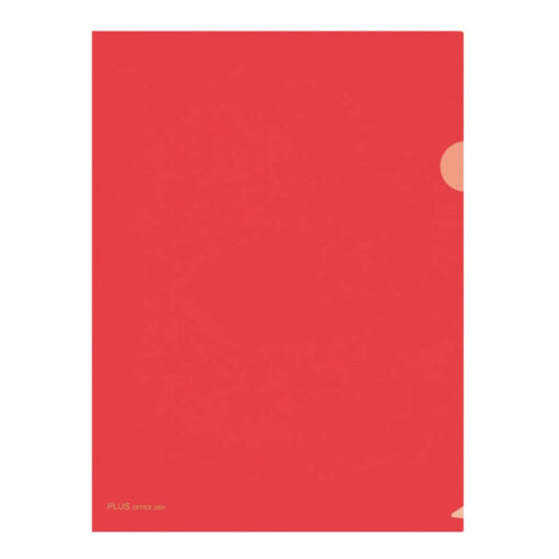Dossier Uñero A4 Rojo Abierto DO285R