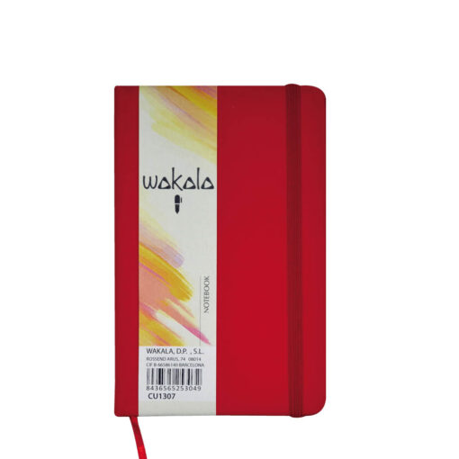 Notebook A6 CU1307-1