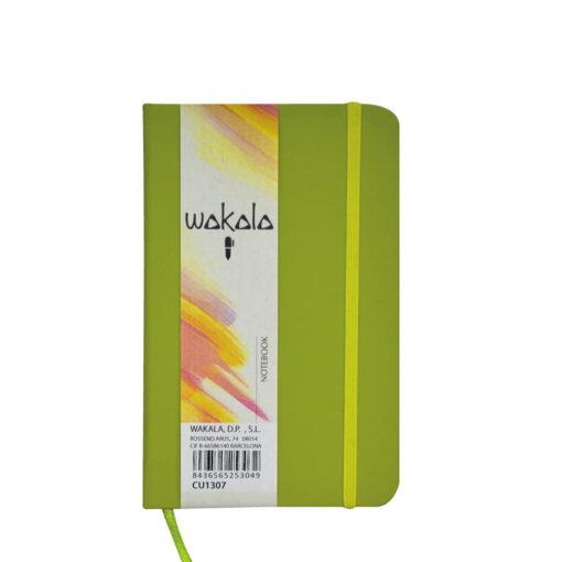 Notebook A6 CU1307