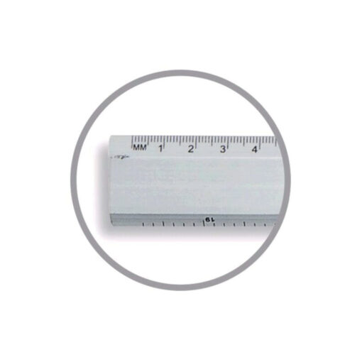 Regla Aluminio 15CM RE314300-1