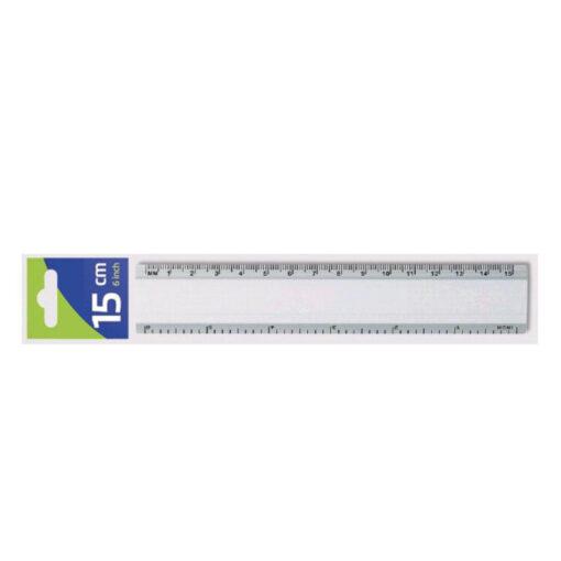 Regla Aluminio 15CM RE314300