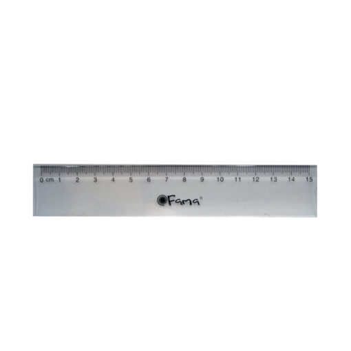 Regla plástico 15cm RE1116