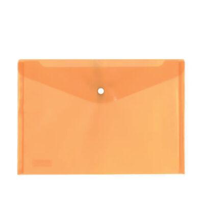 Sobre Plástico A4 Naranja SO300NA