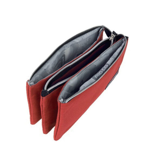 Block Red Pro DG Portatodo triple PO56611-1