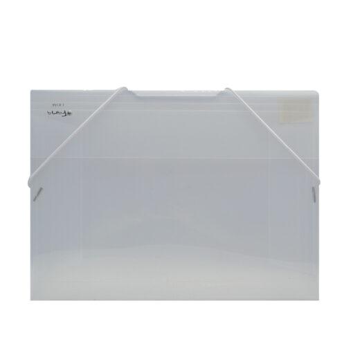Carpeta plástico con gomas A4 CA4166-3