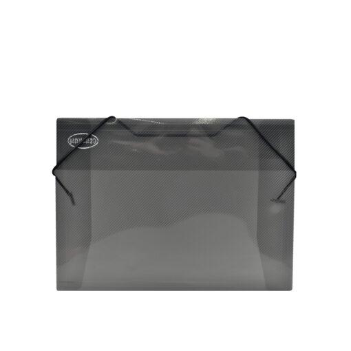 Carpeta plástico con gomas A5 CA80014-2