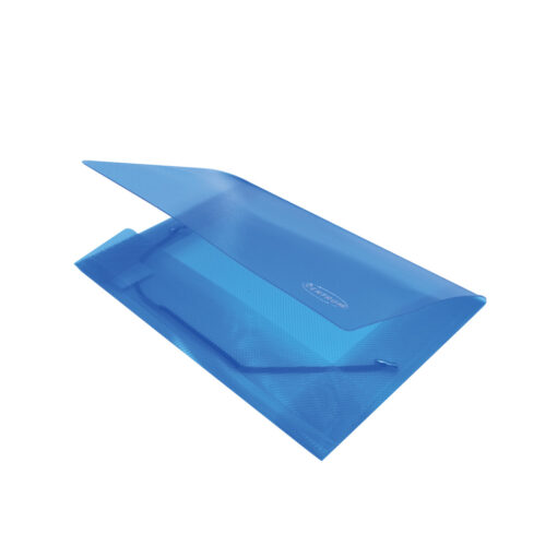 Carpeta plástico con gomas A5 CA80014-3