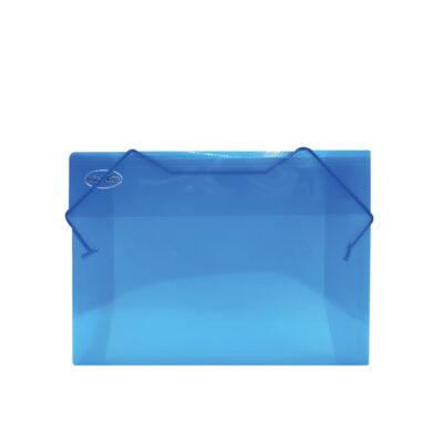 Carpeta plástico con gomas A5 CA80014