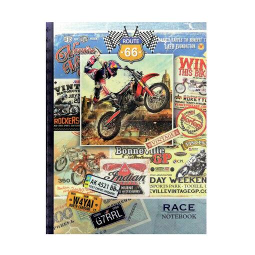 Cuaderno estampado A5 CU715-5