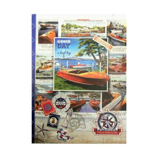Cuaderno estampado A5 CU715-6