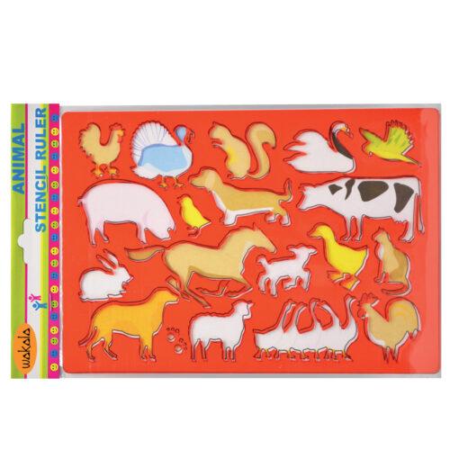 Plantilla Animales PL86621