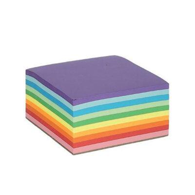 Bloc de Notas 10 Colores BL73308