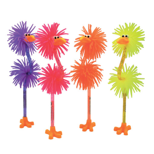 Bolígrafos Flamingo goma BO88065-1