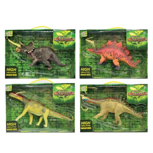 Dinosaurios con caja JU8161-1