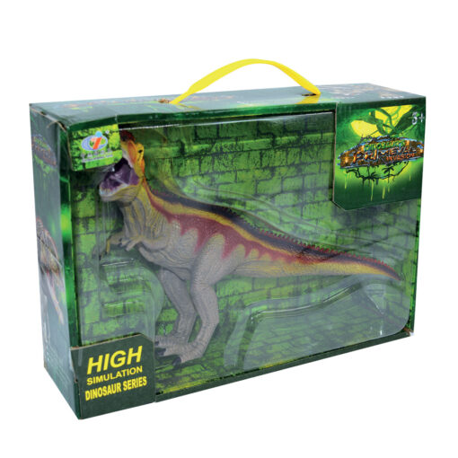 Dinosaurios con caja JU8161
