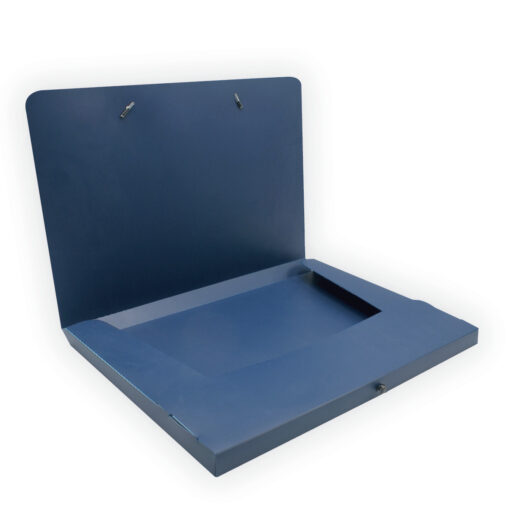 Caja proyectos Azul 2cm CA5232-1