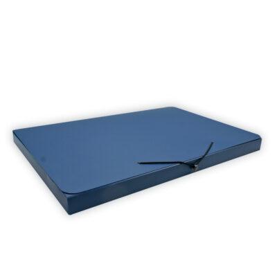 Caja proyectos Azul 2cm CA5232