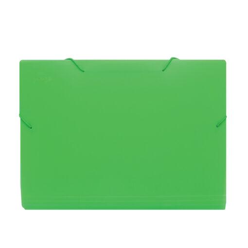 Carpeta plástico 12 separadores CA4301-2