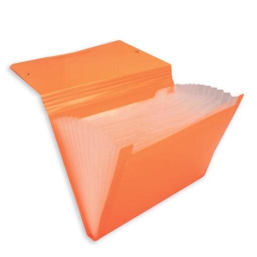 Carpeta plástico 12 separadores CA4301-5