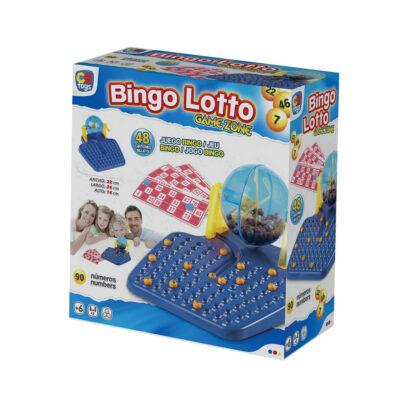 Juego Bingo JU43265