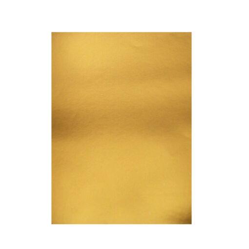 Papel Adhesivo Metalizado 10 Hojas PA88088-1