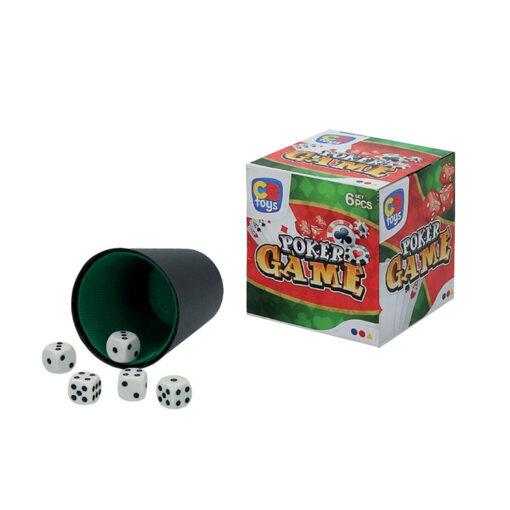 Set juego de dados JU25757
