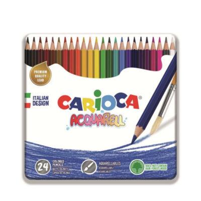 Caja 24 Lápices de colores LA42860