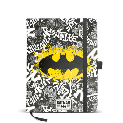 High School Batman Notebook CU37599