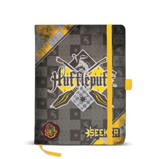 High School Harry Potter Hufflepuff Notebook CU38186