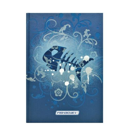 Cuaderno A5 Fishbone CU80