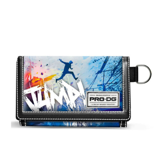 Freestyle Jump Billetero velcro BI38250
