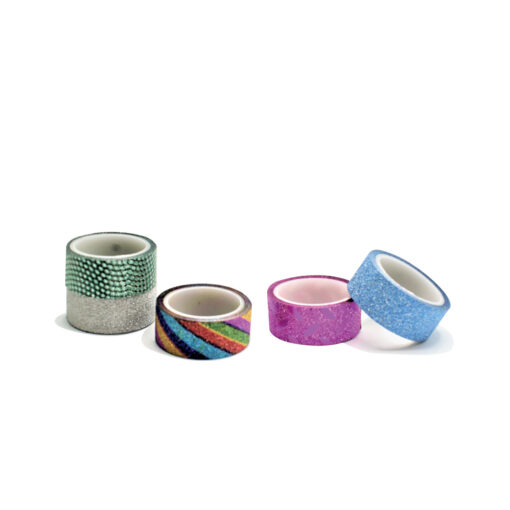Cinta adhesiva Purpurina CI88098-1