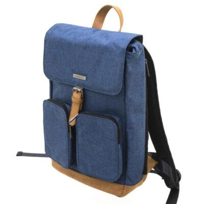 Mochila ordenador y tablet Azul MO258420A
