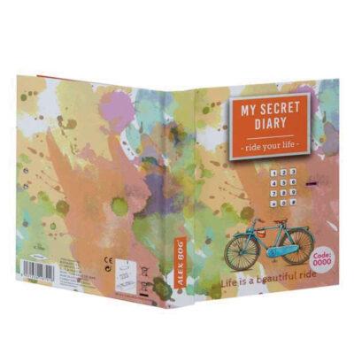 Diario combinación Bicicleta DI10000