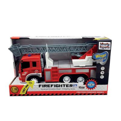 Camion Bomberos JU550