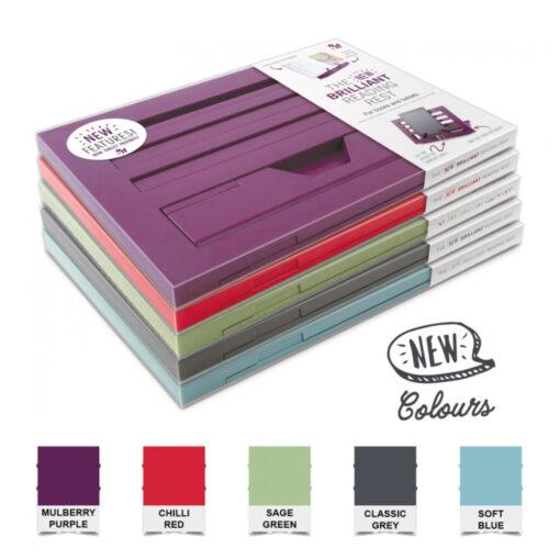 Atril plástico colores AT96-5